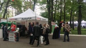 Австроизол на выставке 2018