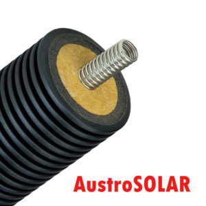 труба для солнечного коллектора Austrosolar MCS для подземной прокладки