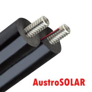труба для подключения солнечного коллектора AustroSOLAR CCD с кабелем