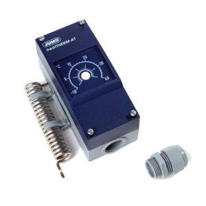 внешний термостат для подключения нагревательного кабеля