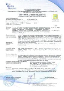 Сертификат австропур